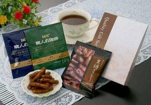 【返品可】黒糖かりんとう&コーヒーセット